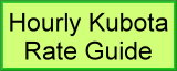 Hourly Kubota Rate Guide