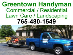 Lawn Care and Landscaping - 765-480-1549