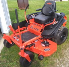 Bad Boy 4' Commercial Mower