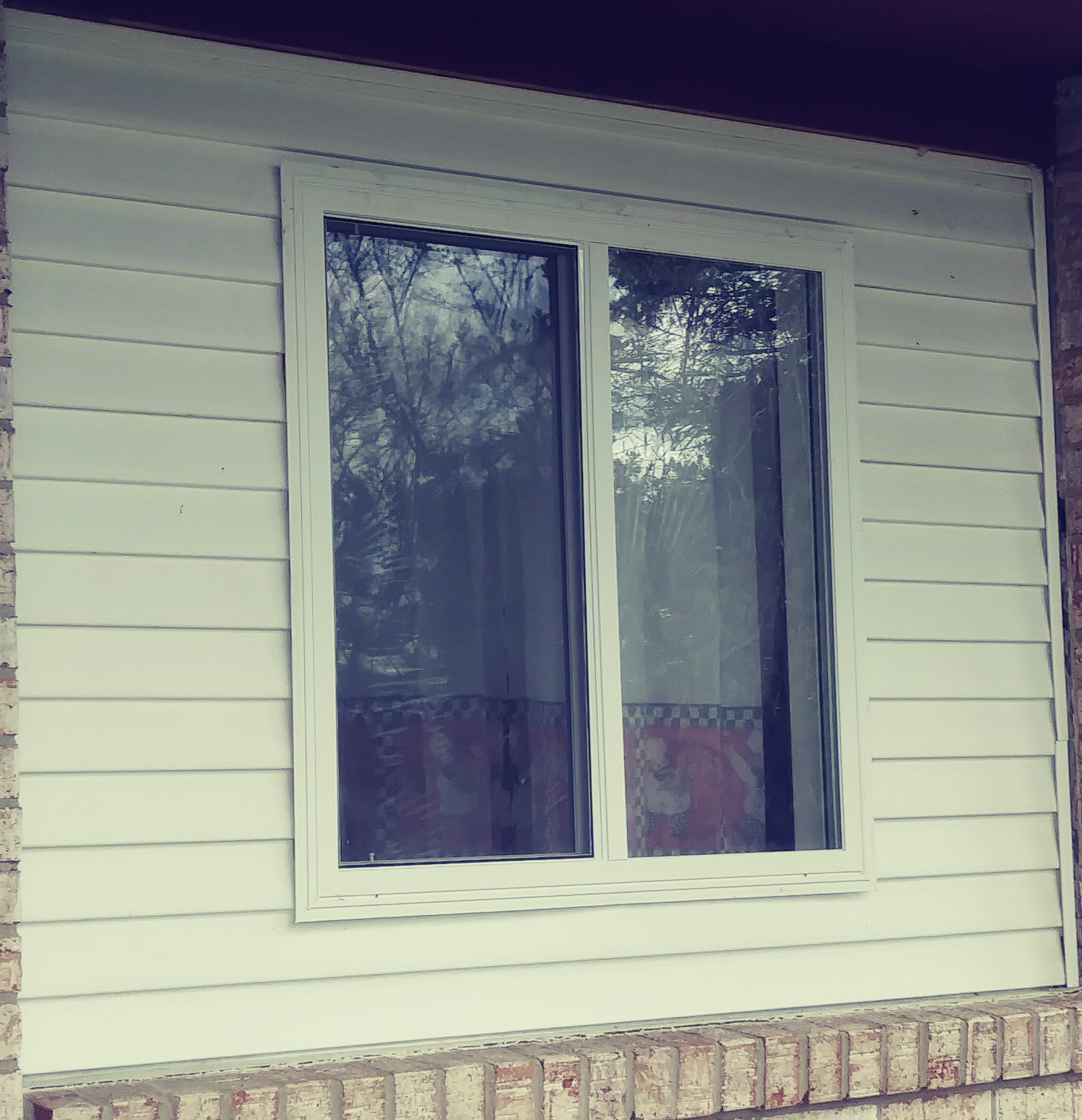Window Replacement to Smaller Window