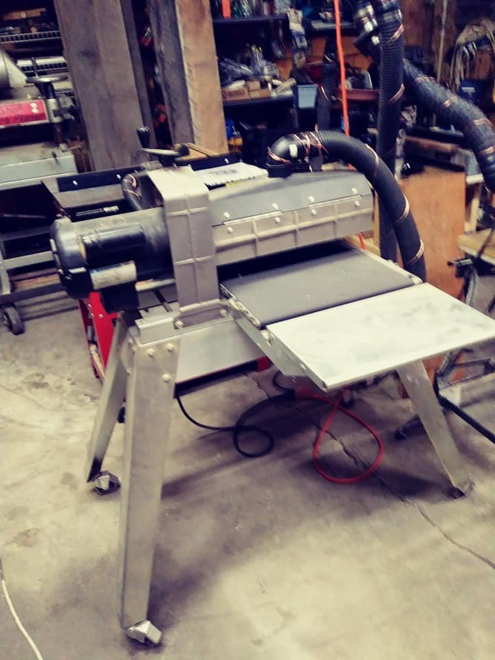 Performax Profile Sander